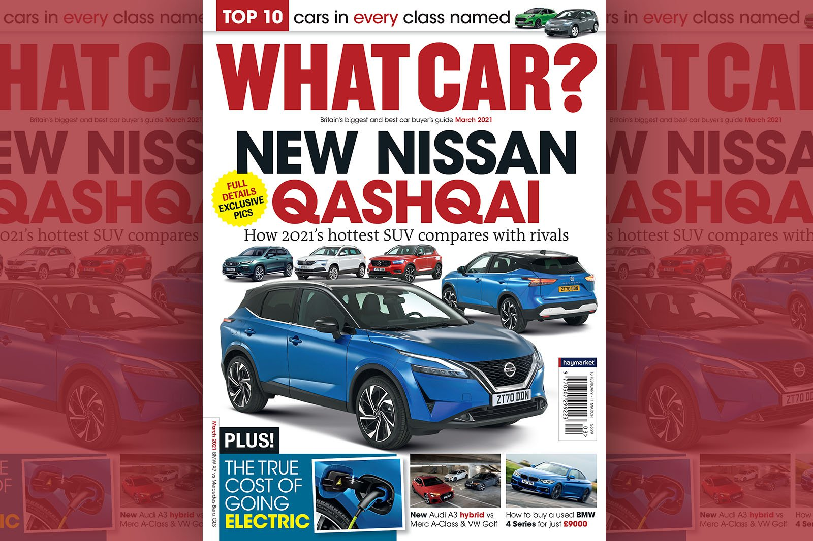 What Car? magazine March 2021