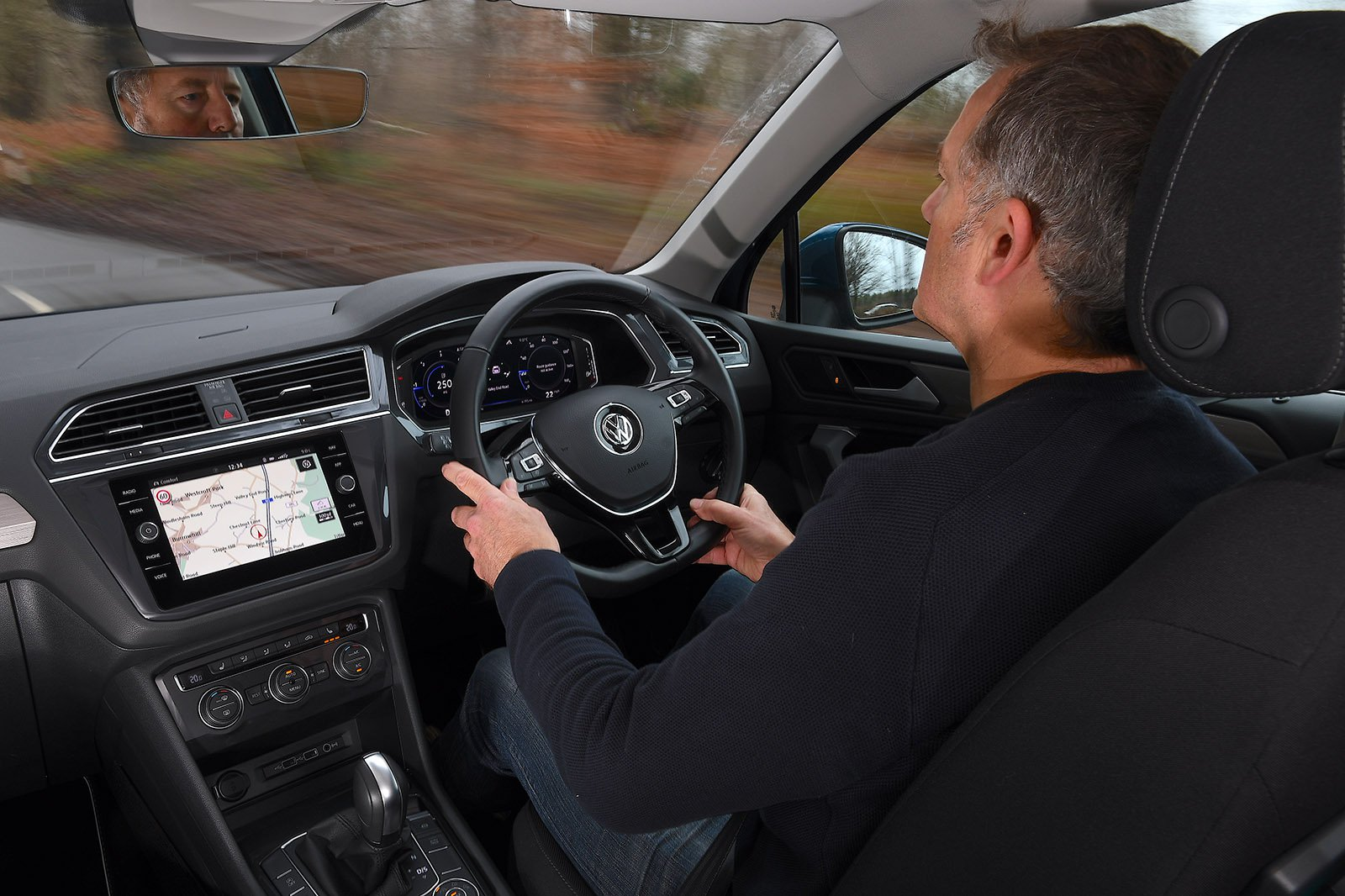 Volkswagen Tiguan Allspace long-term driving
