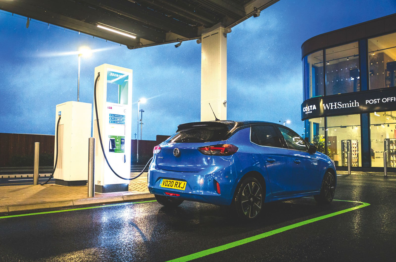 True cost of going electric