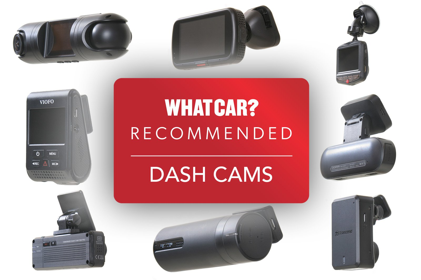 Dash cams 2021 lead