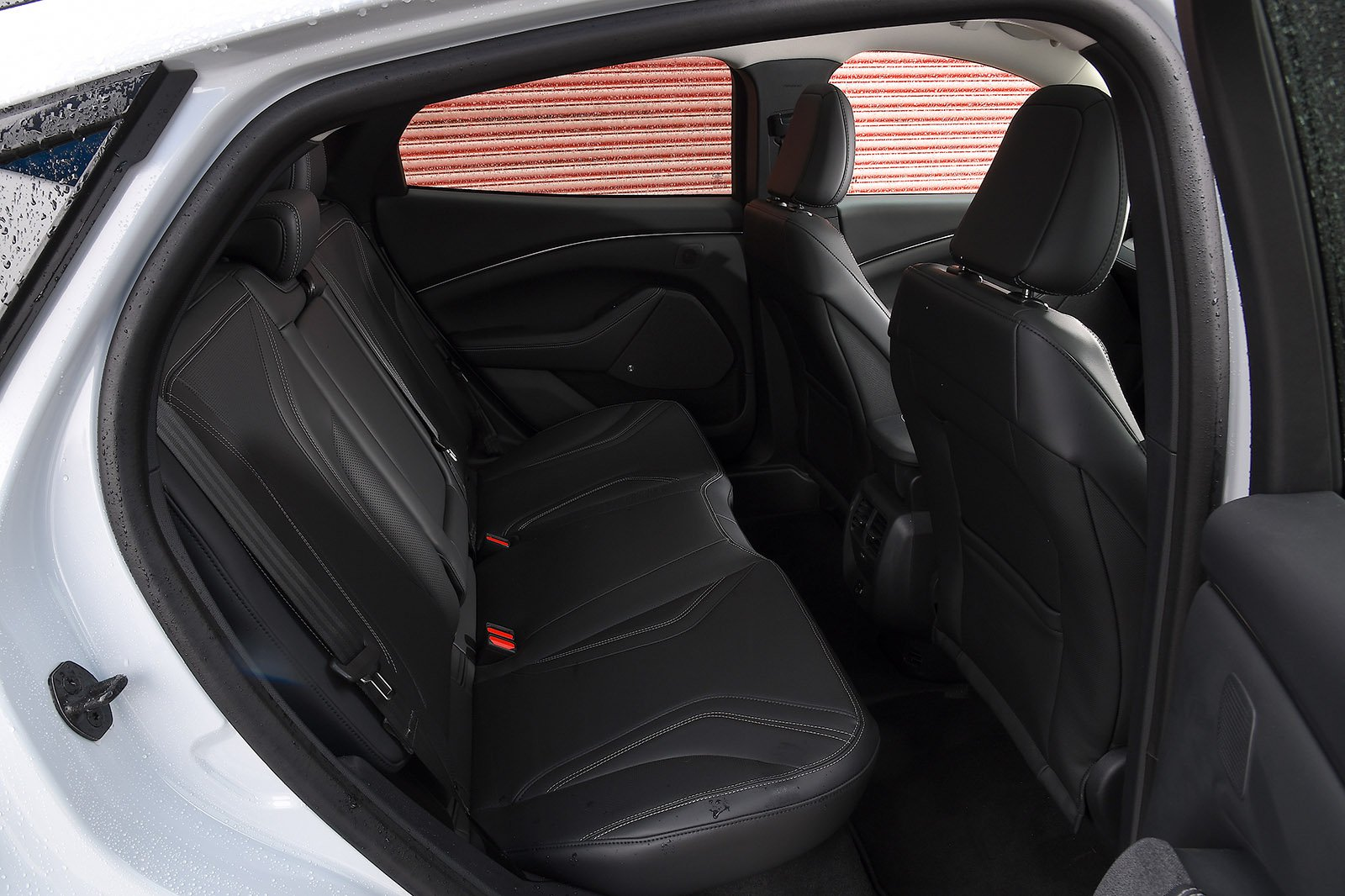 Ford Mustang Mach-E RWD 2021 interior