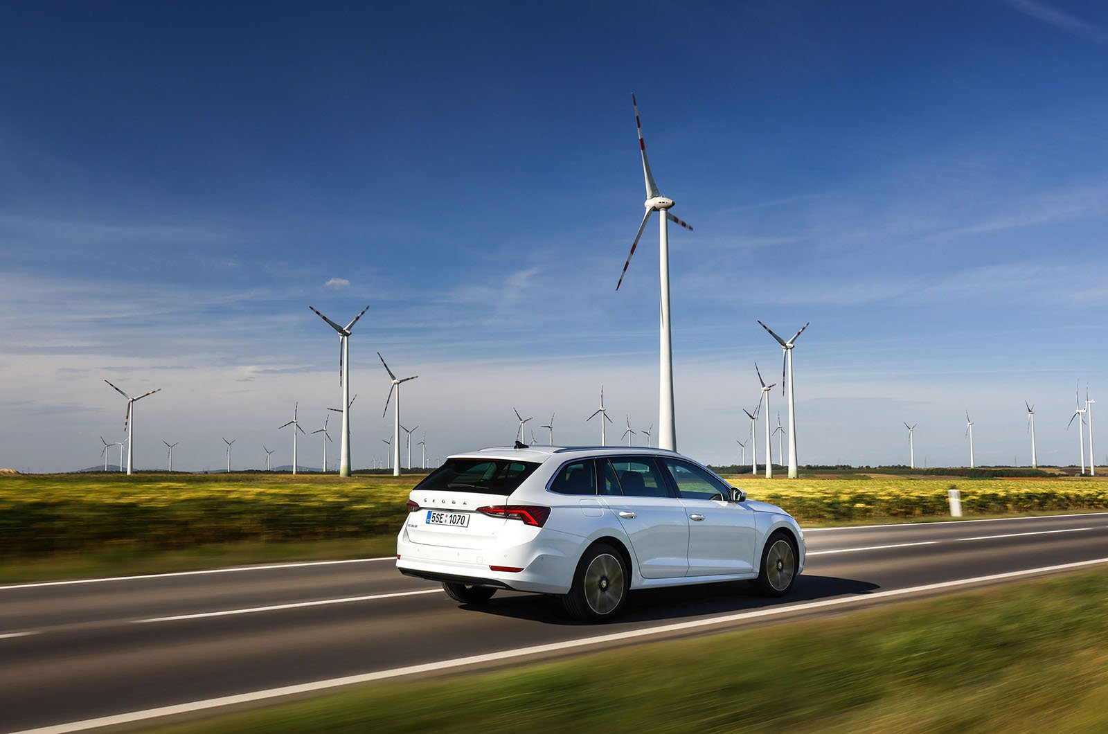 With an advanced tax-friendly plug-in hybrid, and comfort, style and space to match, here's why the Skoda Octavia should be on your shortlist