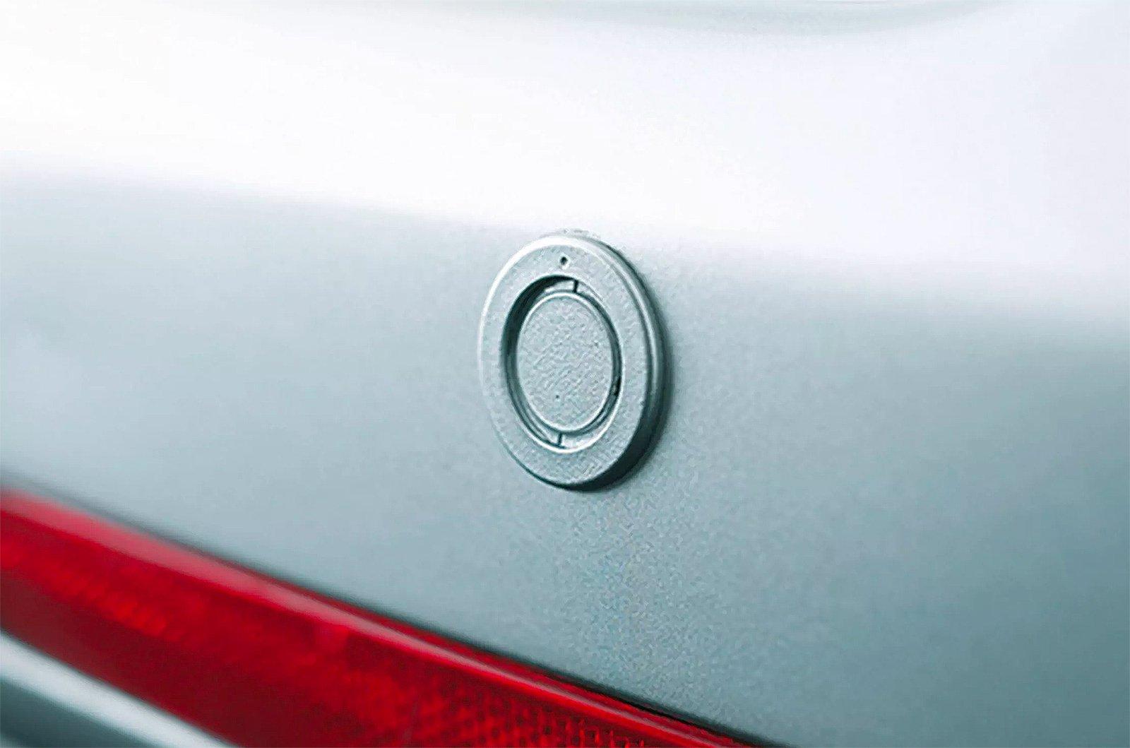 Volkswagen parking sensors