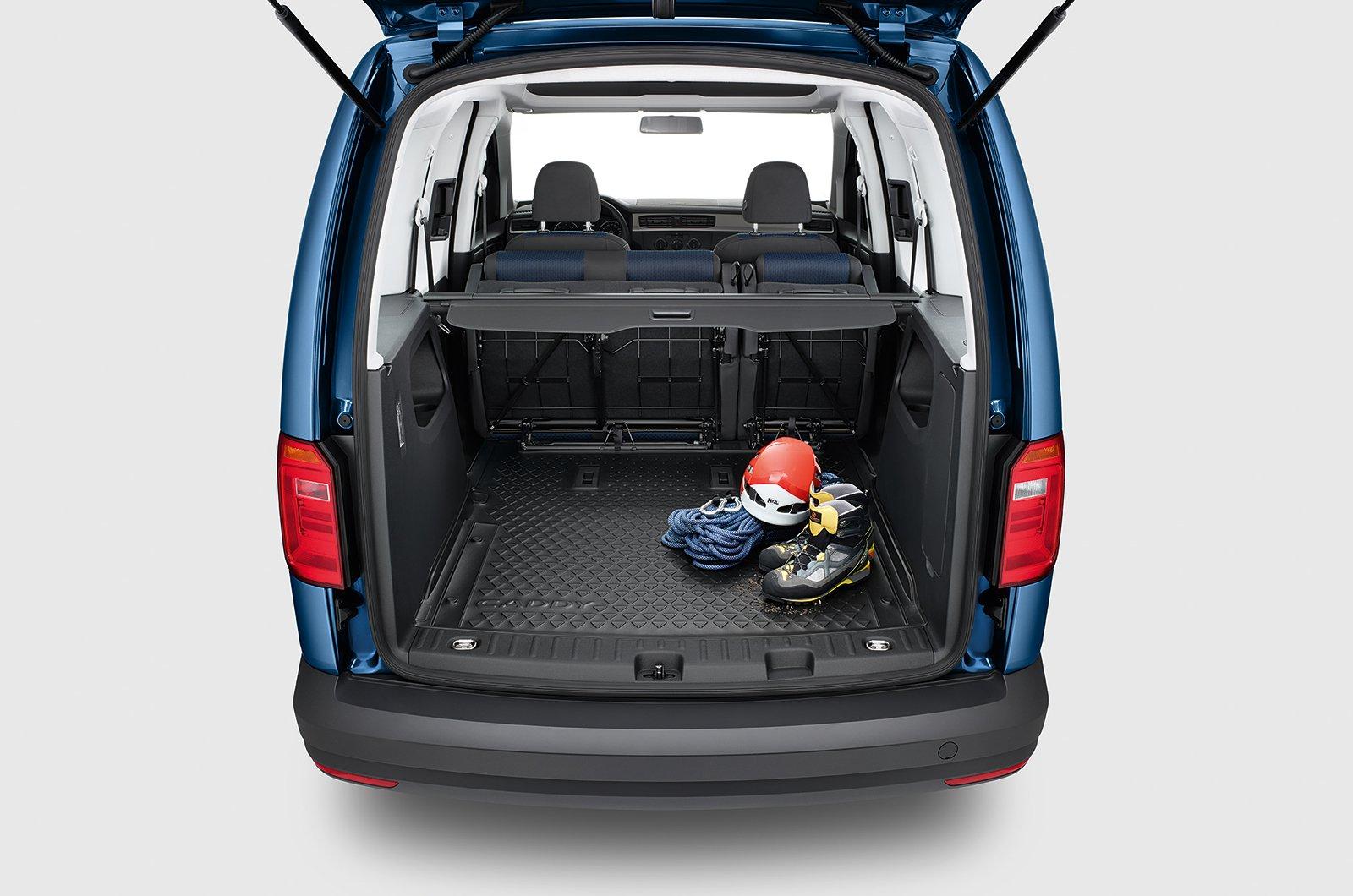Volkswagen Caddy rear