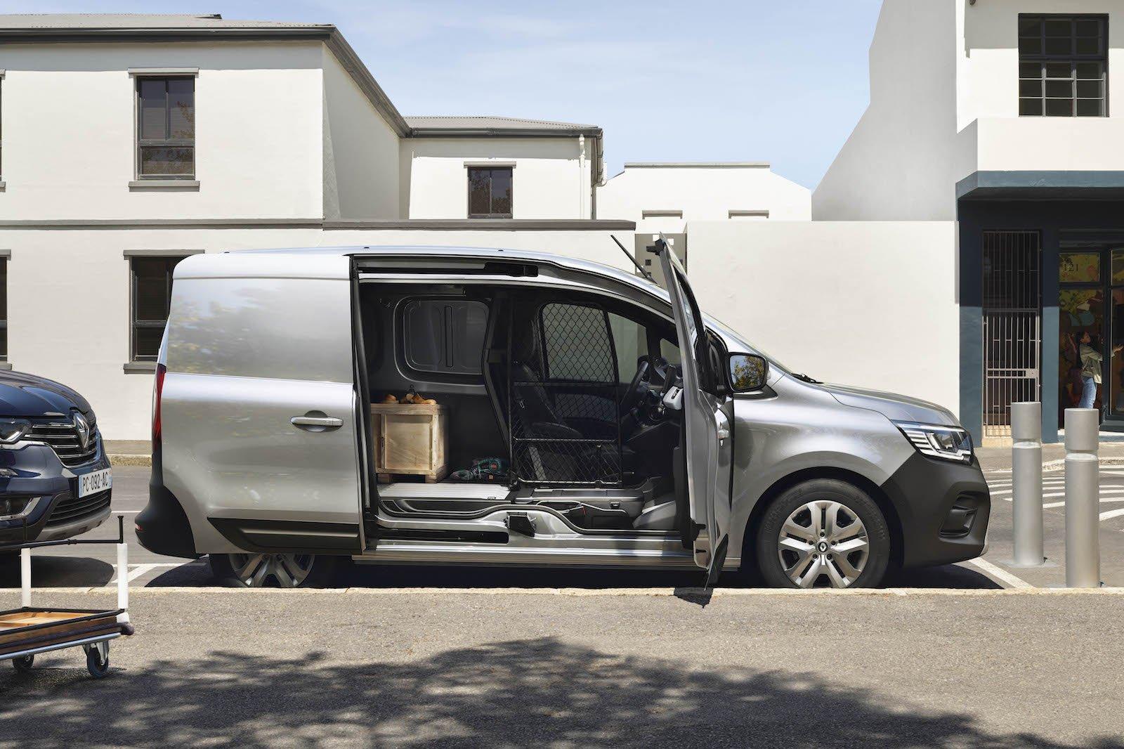 2021 Renault Kangoo Side Profile