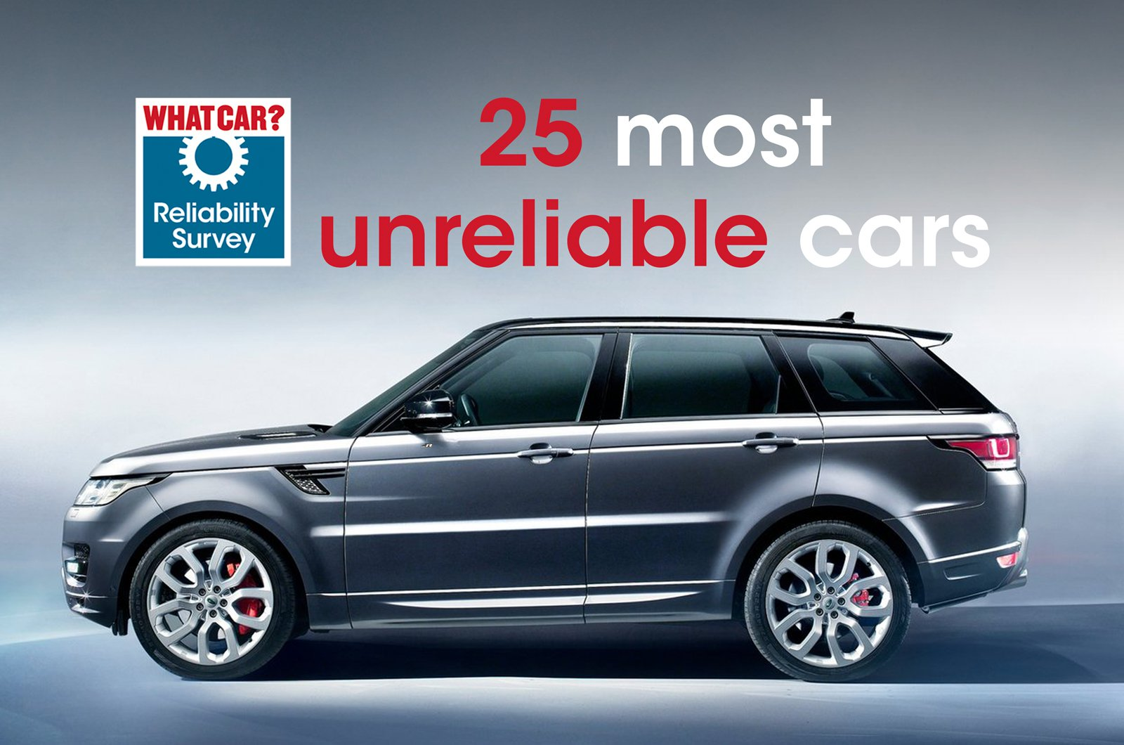 25 most unreliable cars