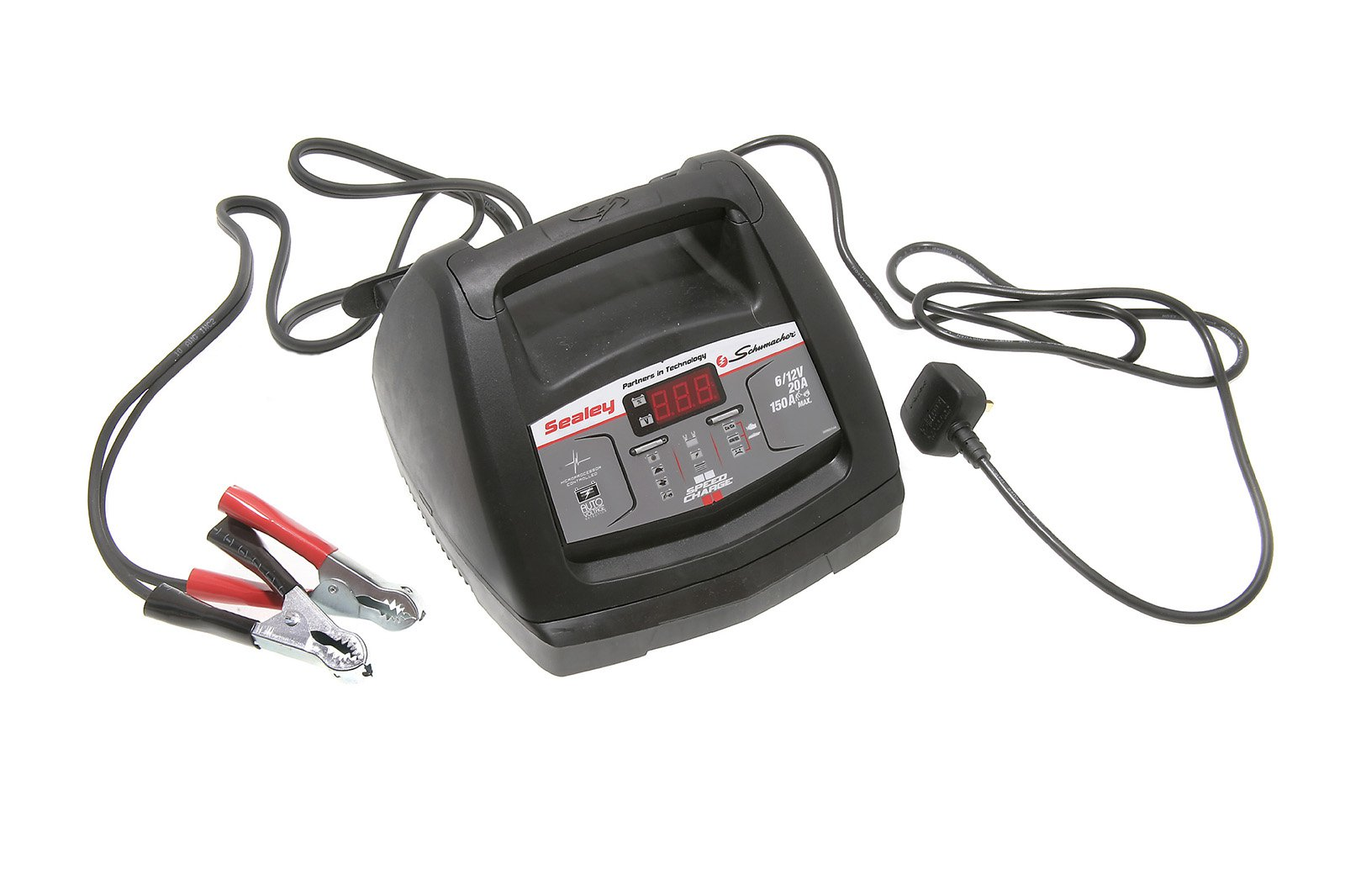 Smart Battery Chargers 2021 - Sealey Schumacher SCI90S