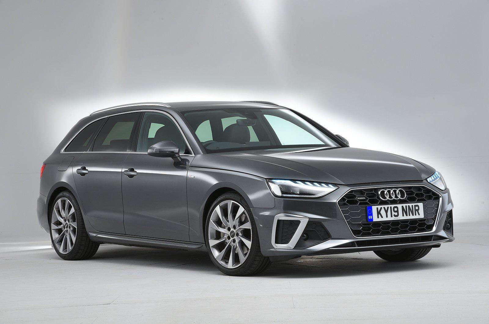 Audi A4 Avant studio
