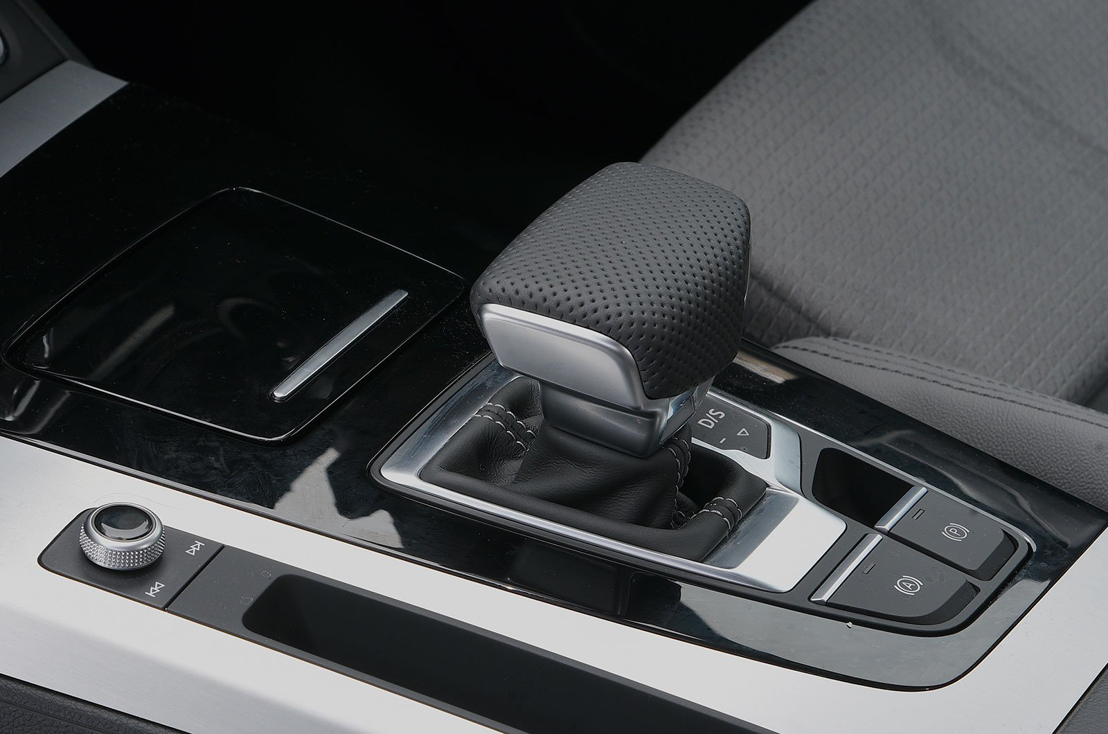 Audi Q5 centre console