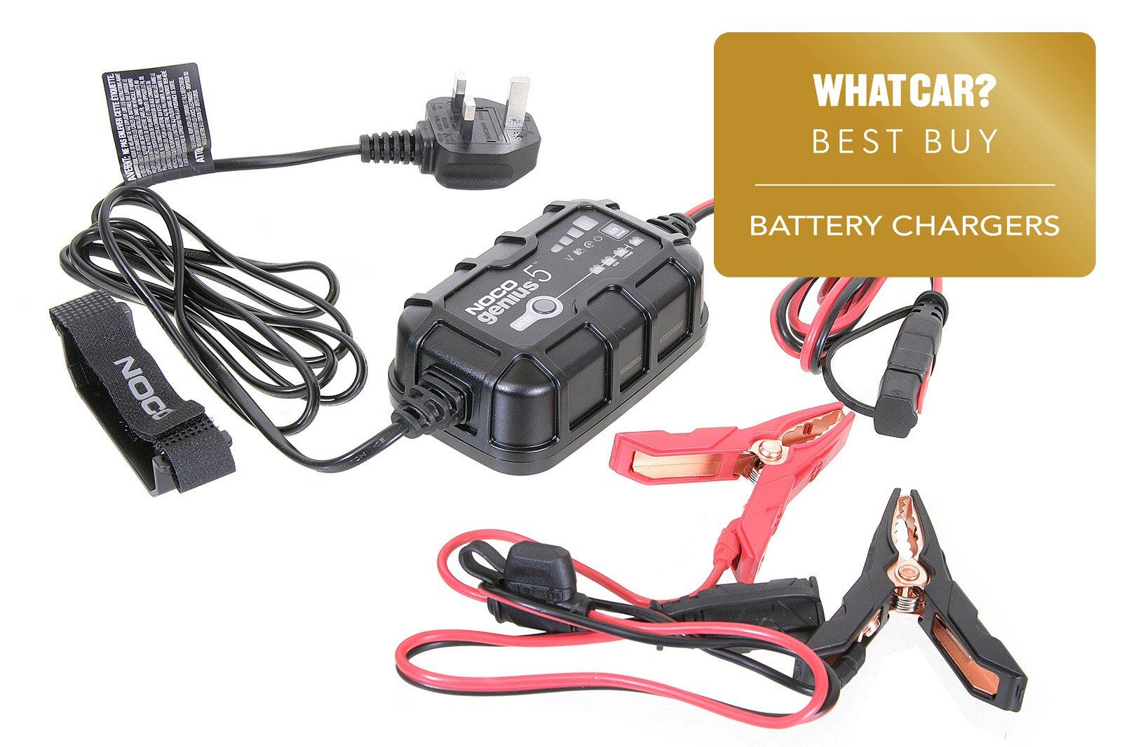 Smart Battery Chargers 2021 - NOCO Genius5UK