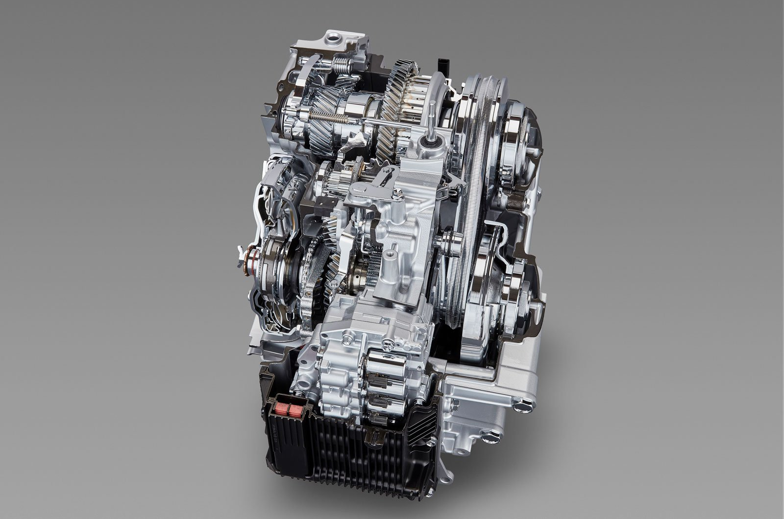 automatic gearbox CVT