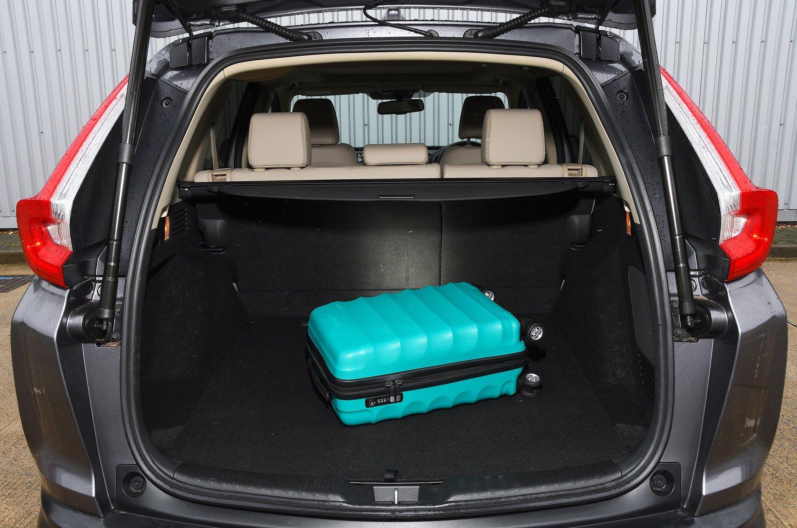 Honda CR-V 2021 boot