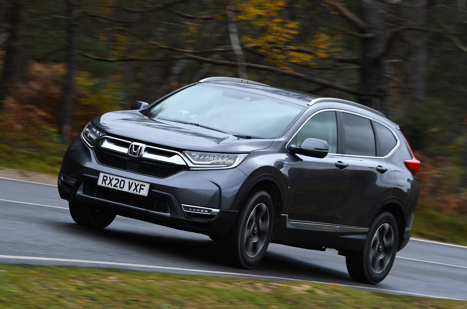 Honda CR-V 2021 front