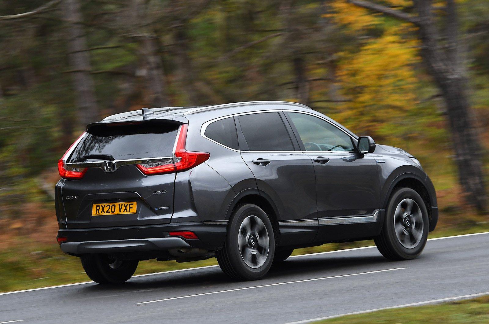 Honda CR-V 2021 rear