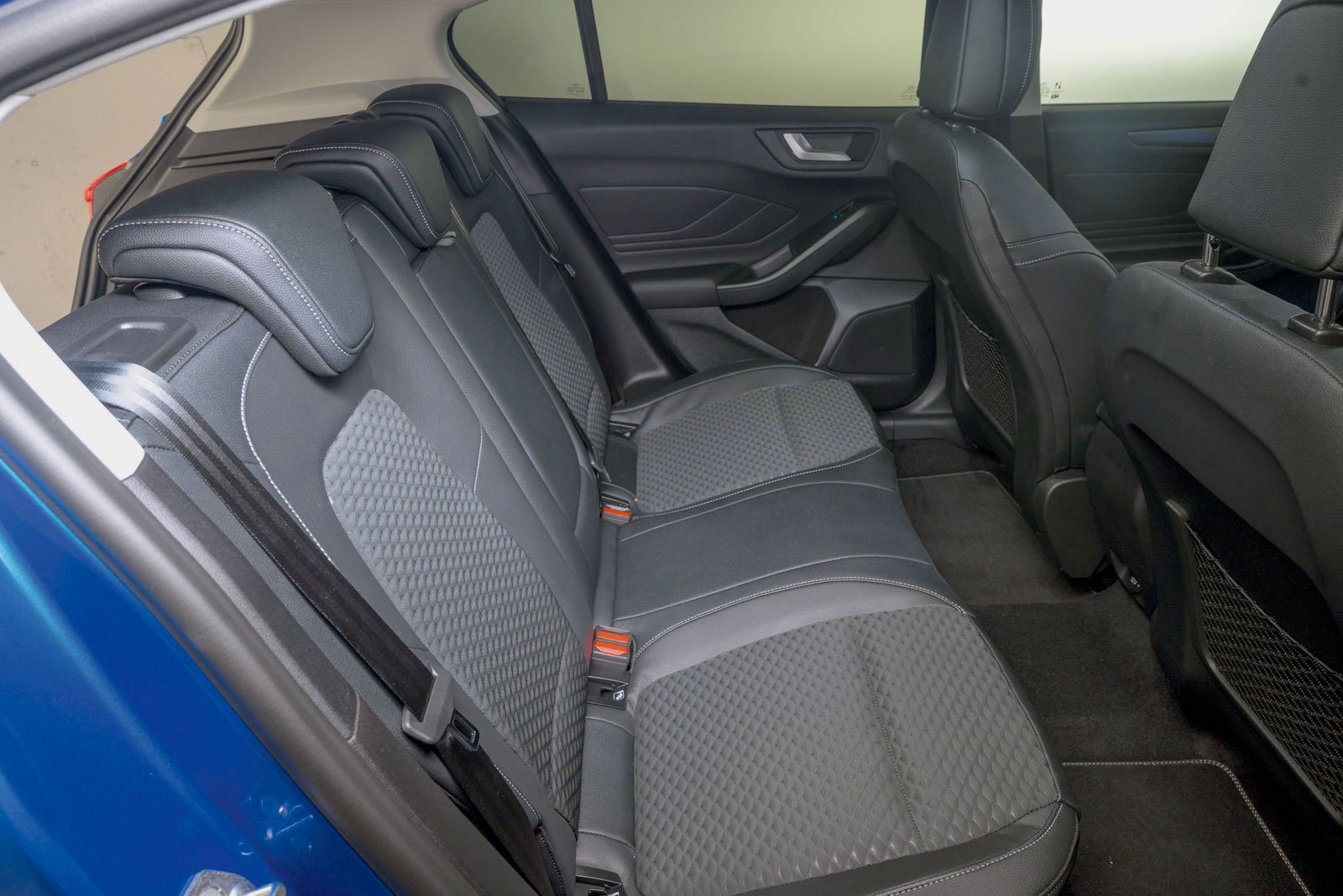 Ford Focus 2021 rear seats