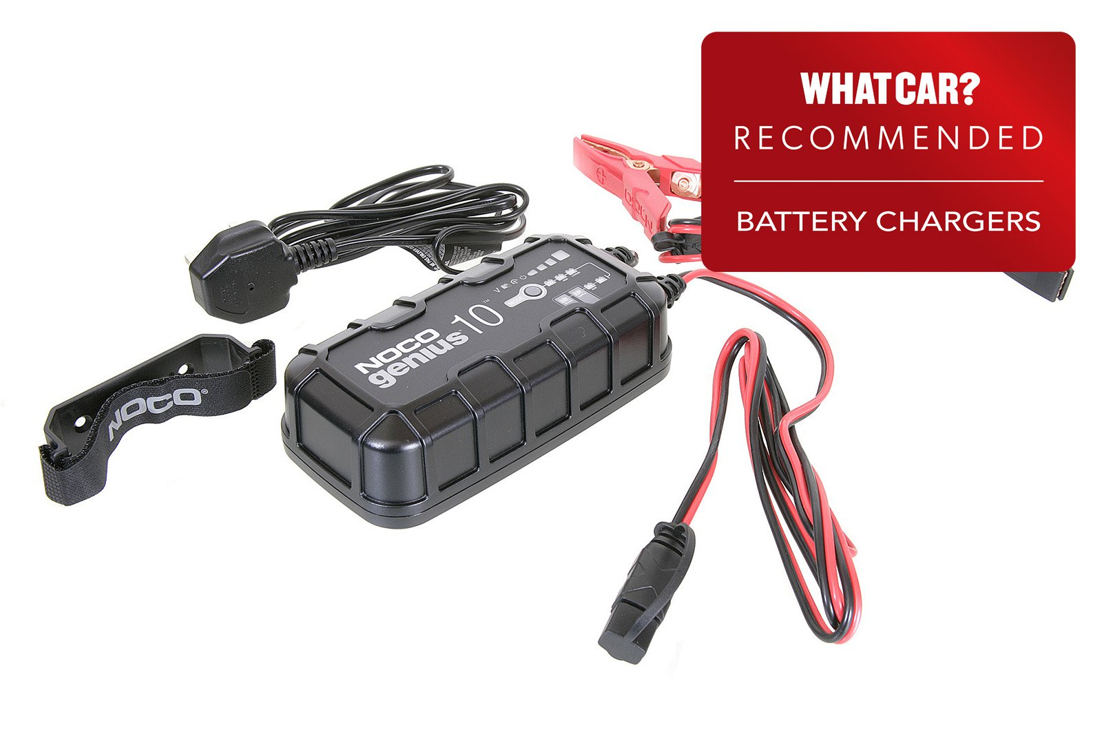 Smart Battery Chargers 2021 - NOCO Genius10UK -RECOMMENDED