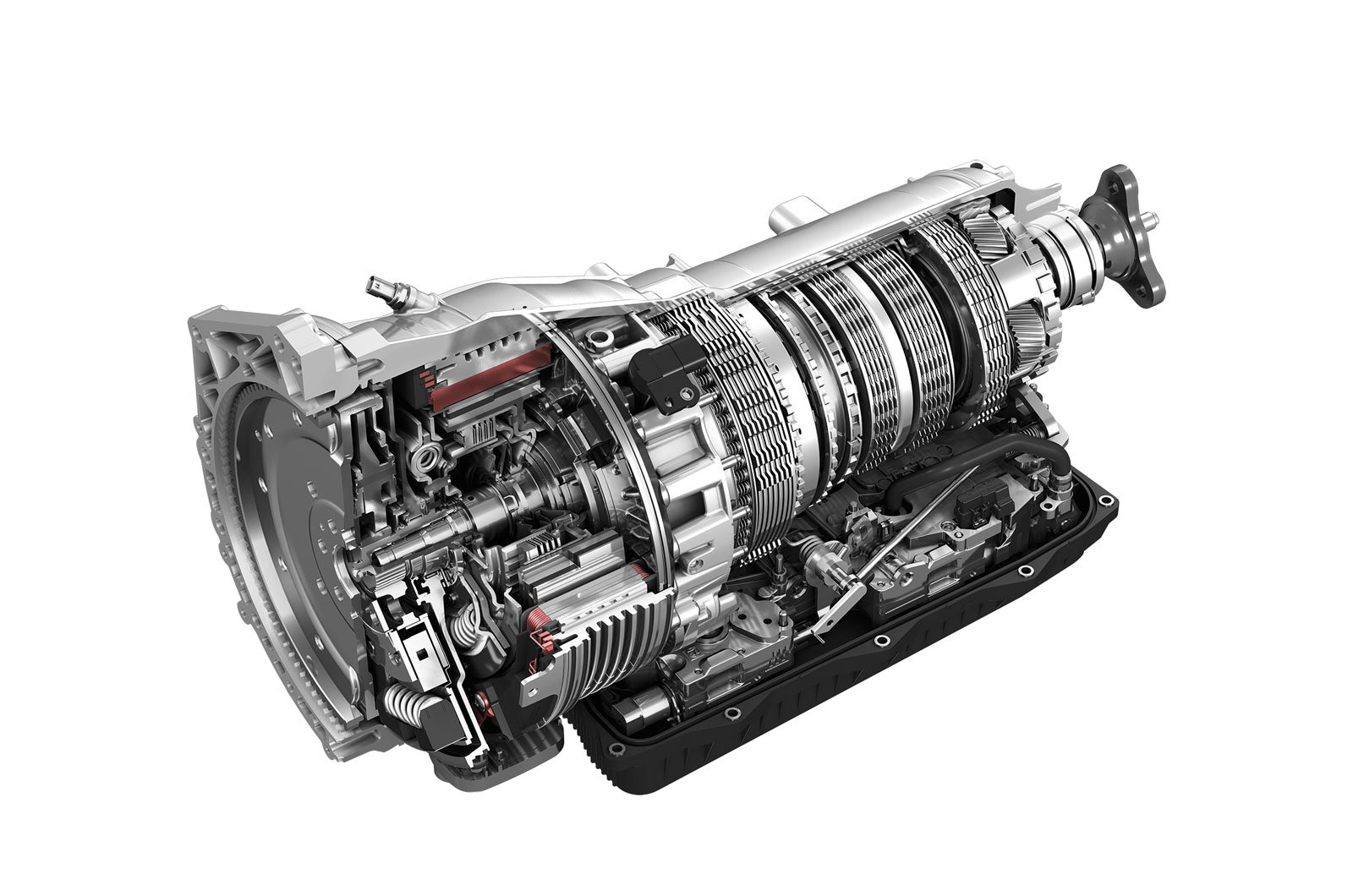 Automatic gearbox torque converter