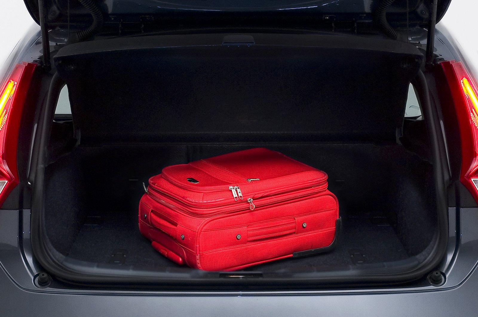 Volvo V40 2012-2019 boot