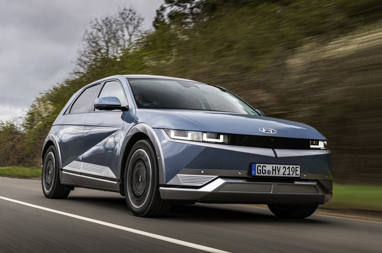 Hyundai Ioniq 5 2021 front