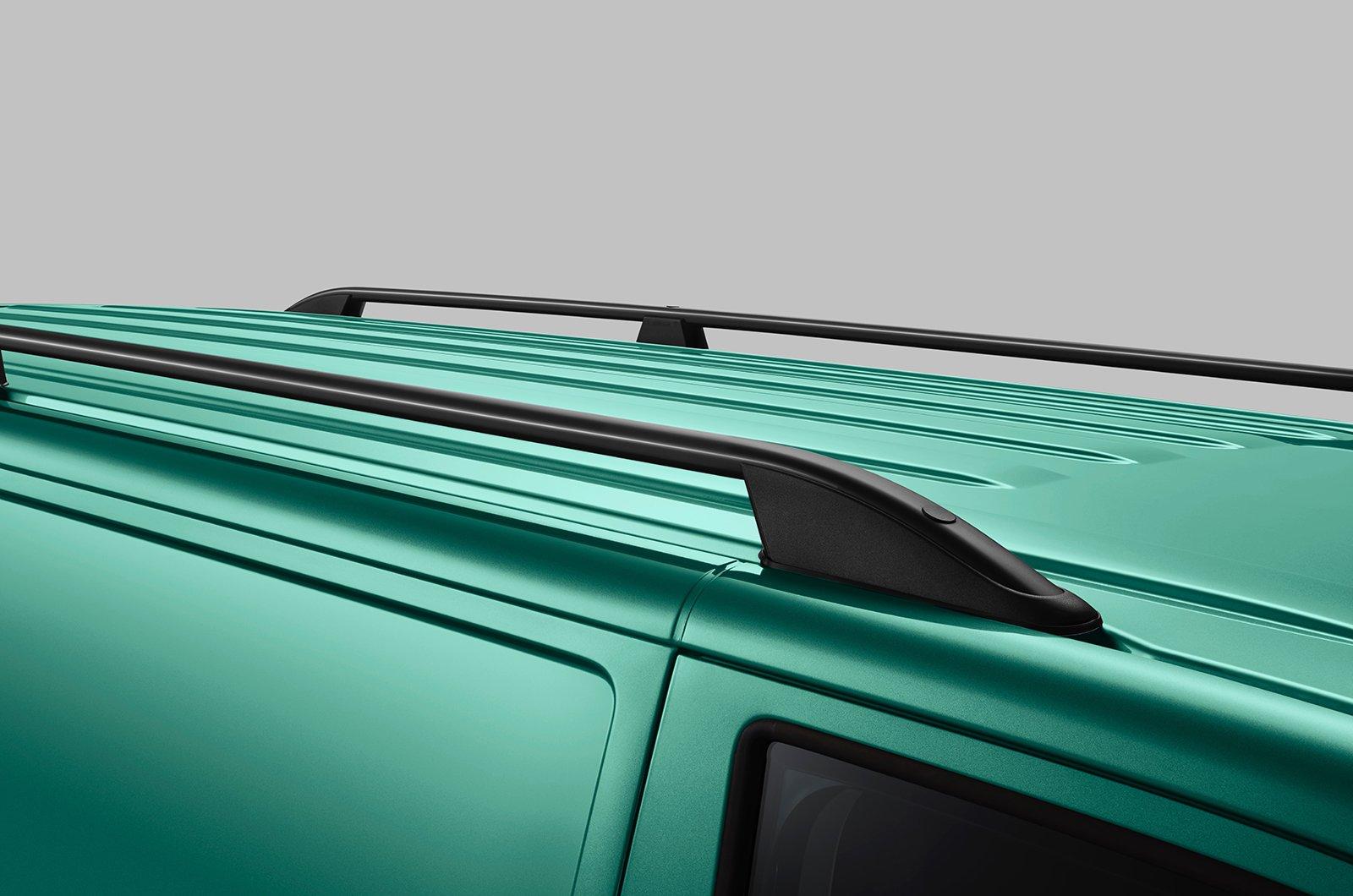 VW roof bars