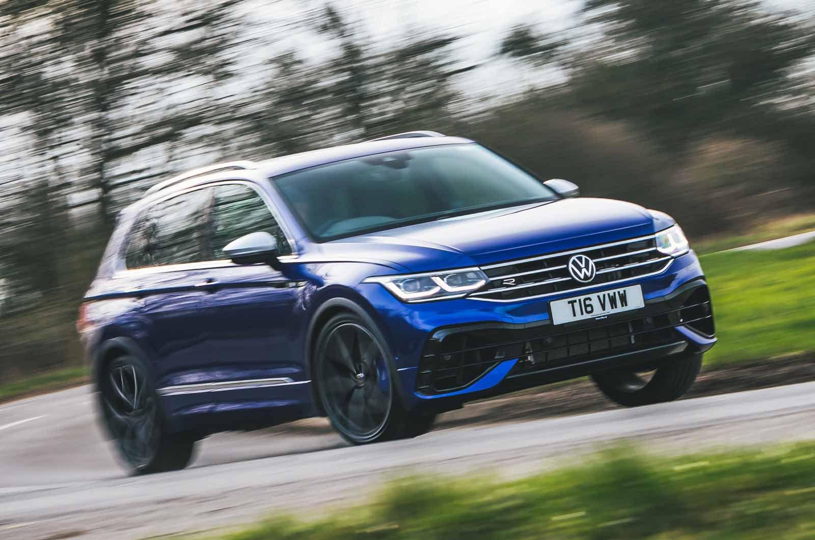 Volkswagen Tiguan R Review 2021 | What Car?