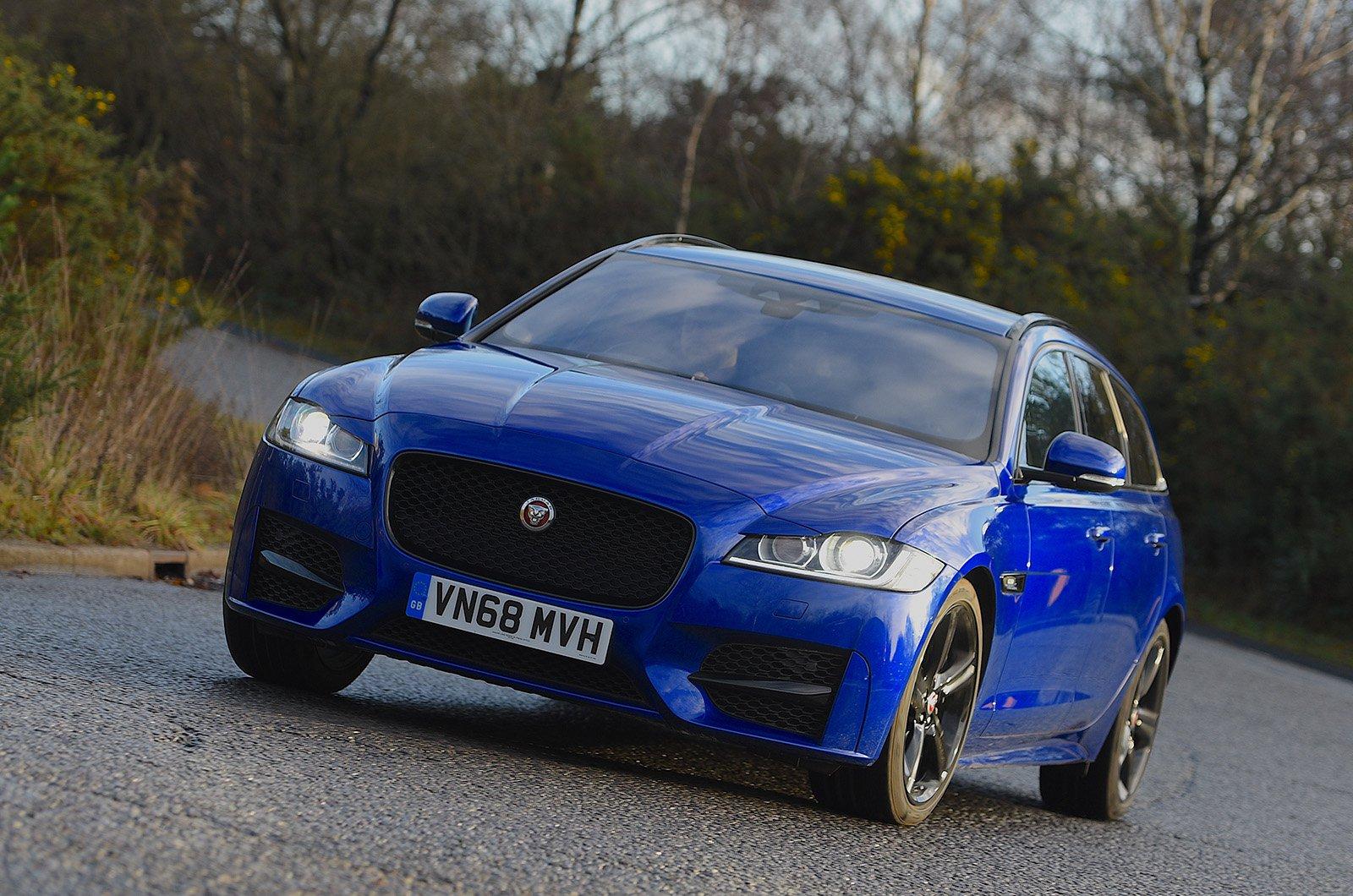 Used Jaguar XF long-term test review
