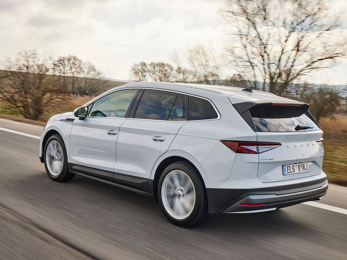 The Skoda Enyaq iV boasts incredibly low benefit-in-kind (BIK) rates of just 1% for 2021/2022.