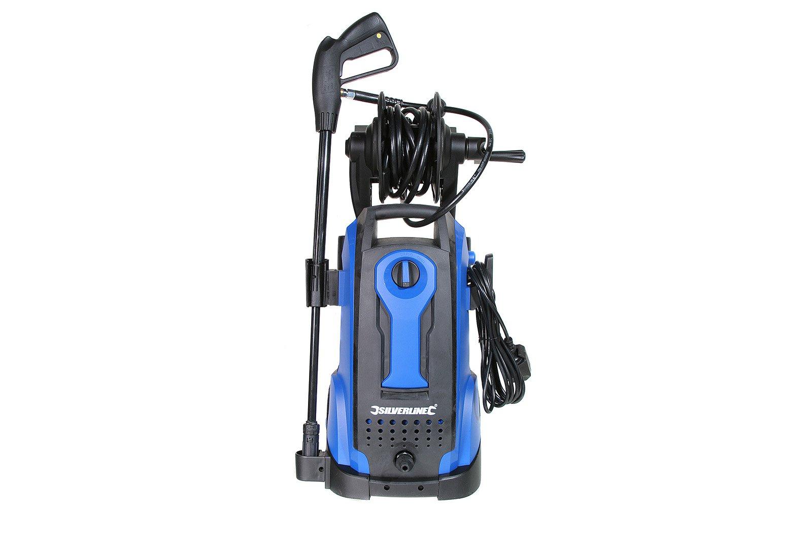Silverline 2100 Watt Pressure Washer