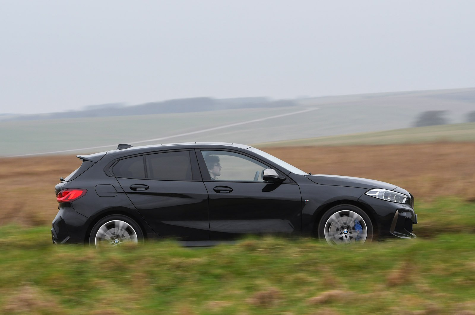 BMW M135i 2021 side