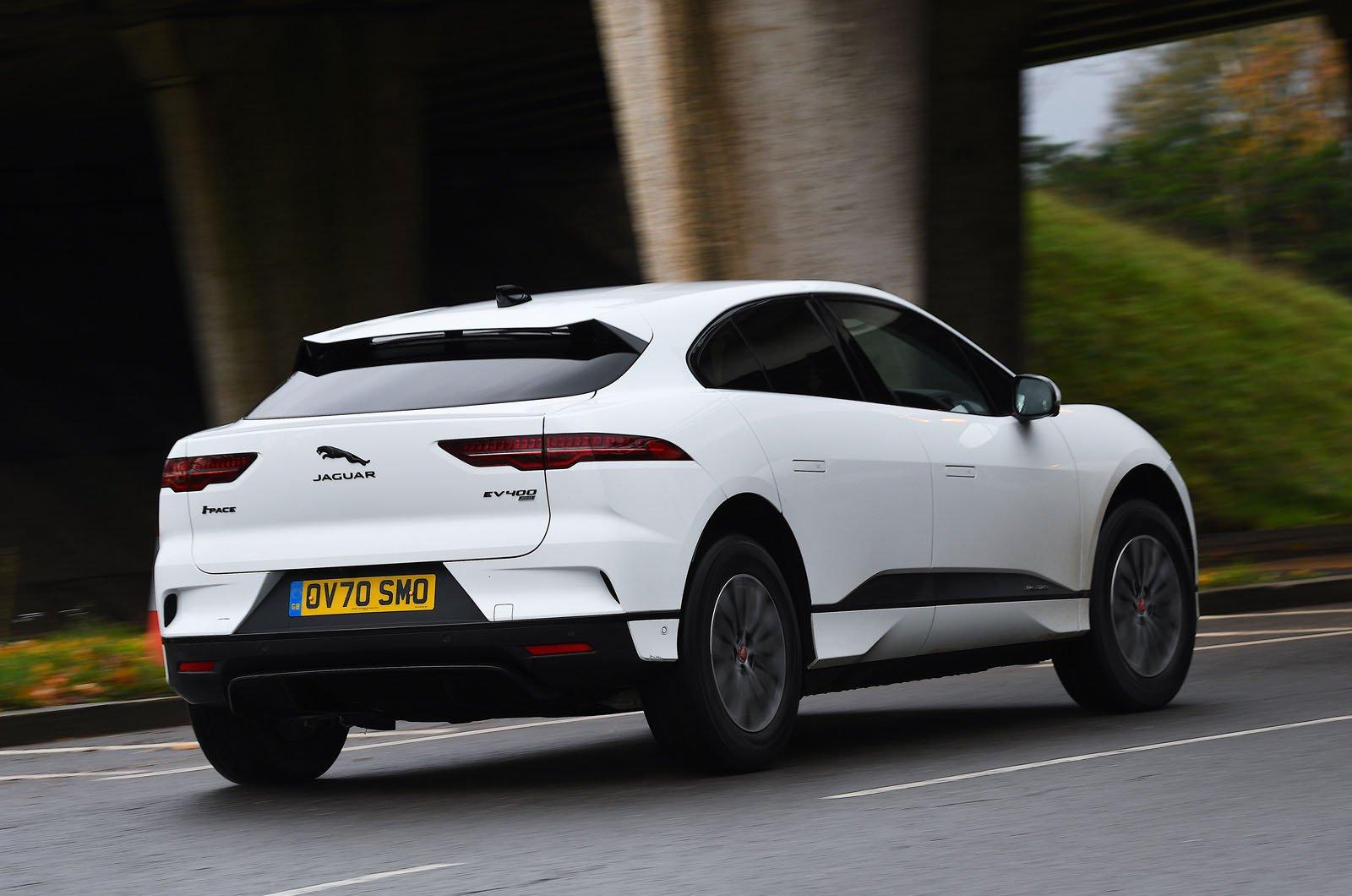 Jaguar I-Pace 2021 rear