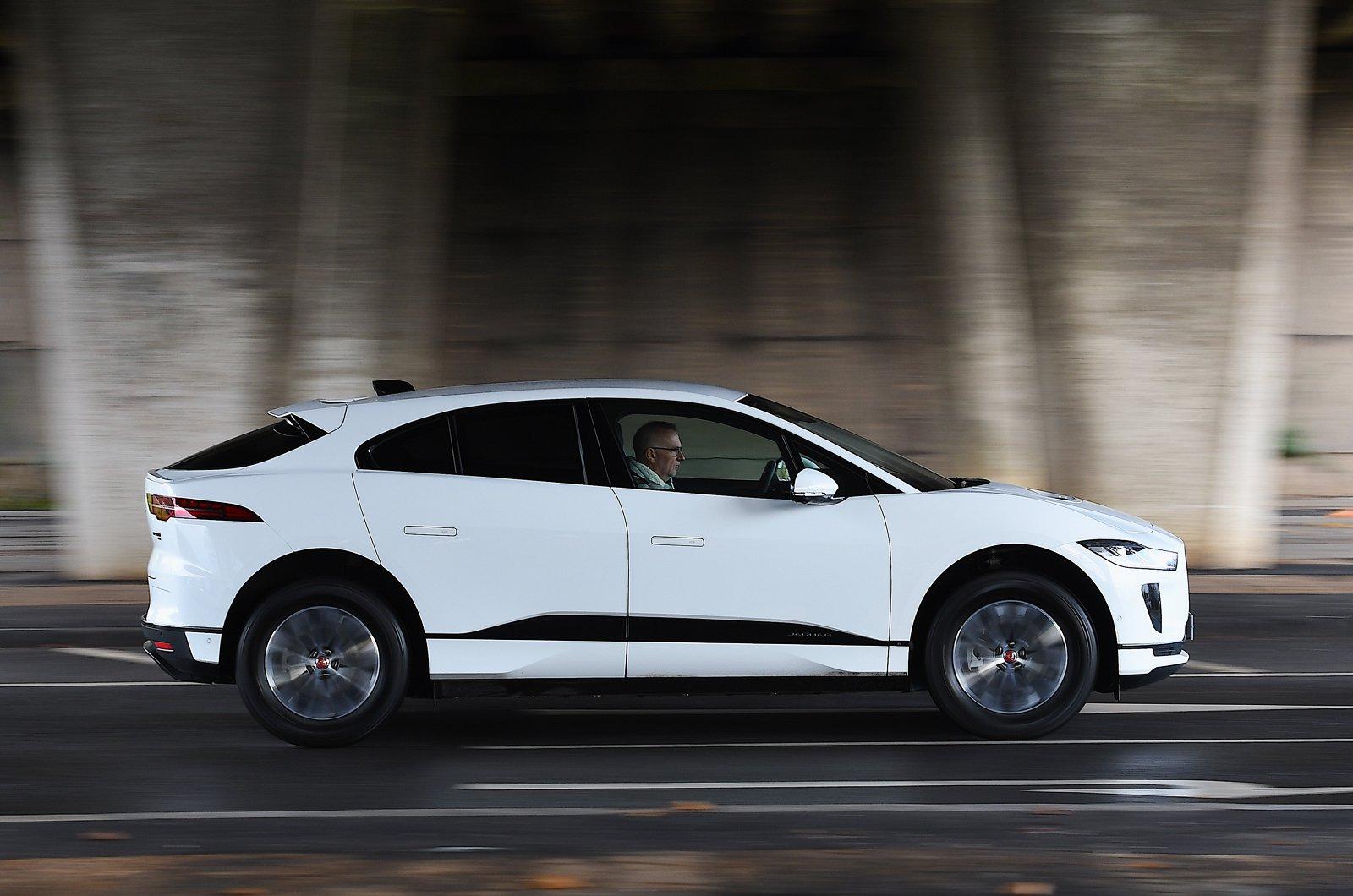 Jaguar I-Pace 2021 side