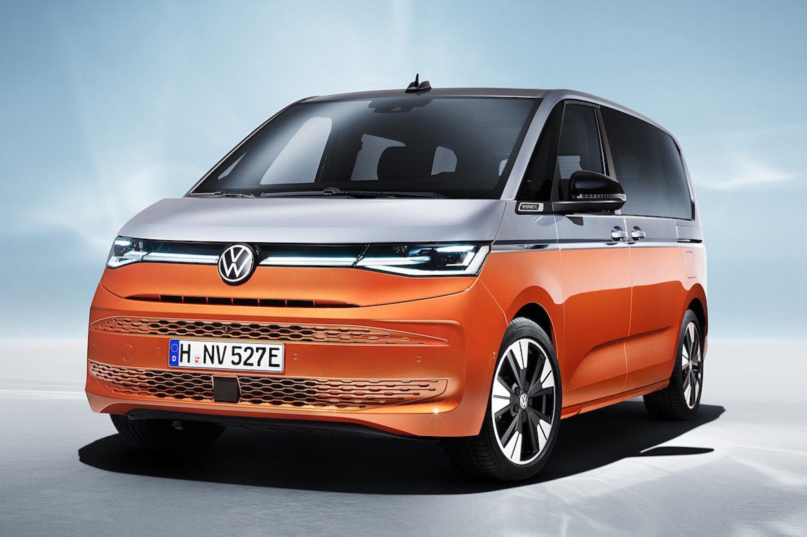 VW Multivan 4 Header