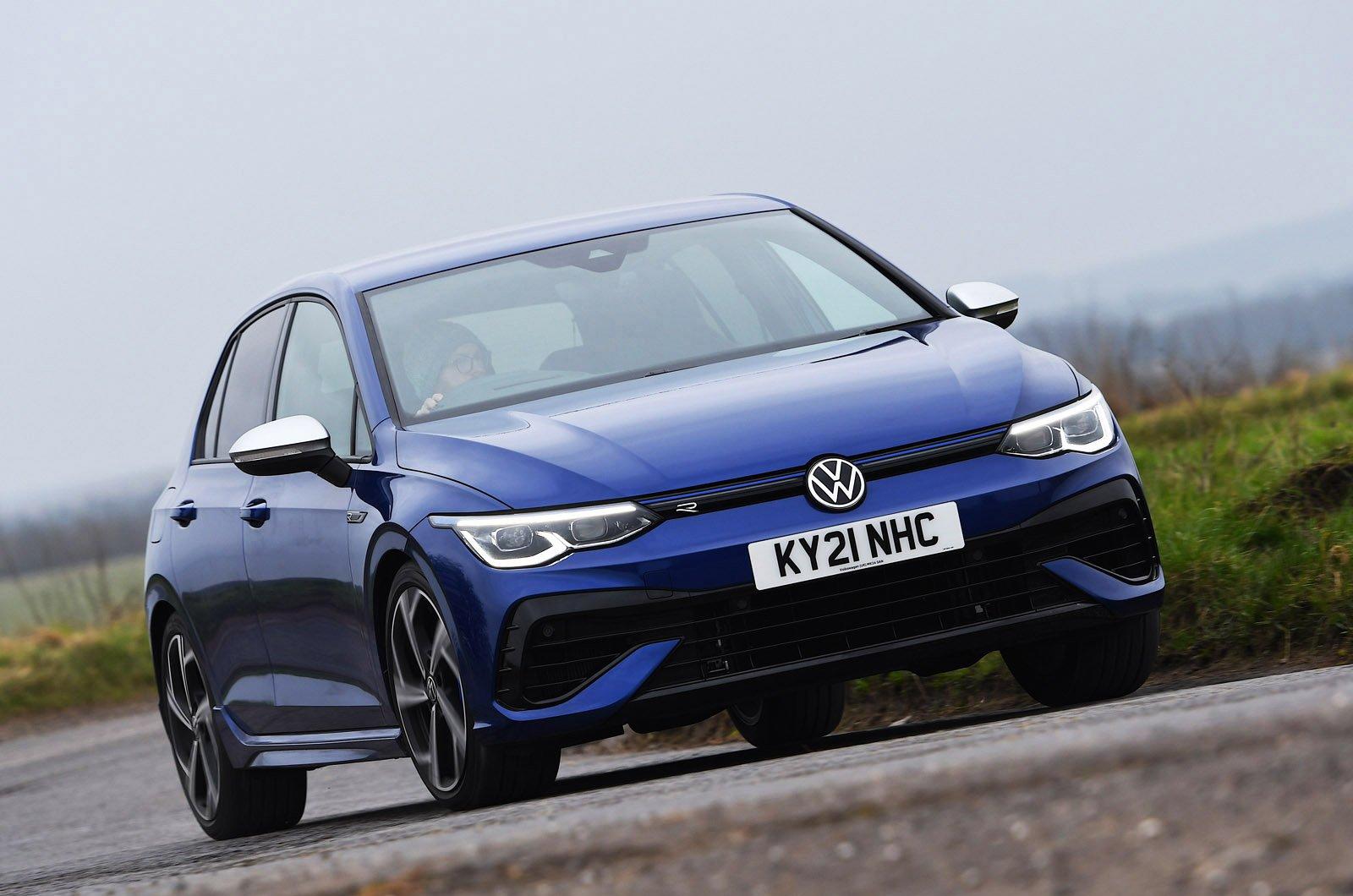 Volkswagen Golf R 2021 frontal