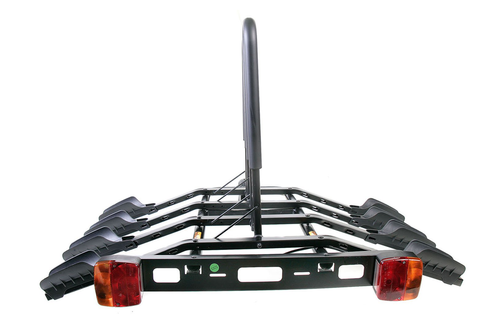 Halfords 4 Bike Tow Bar Cycle Carrier – Main Image