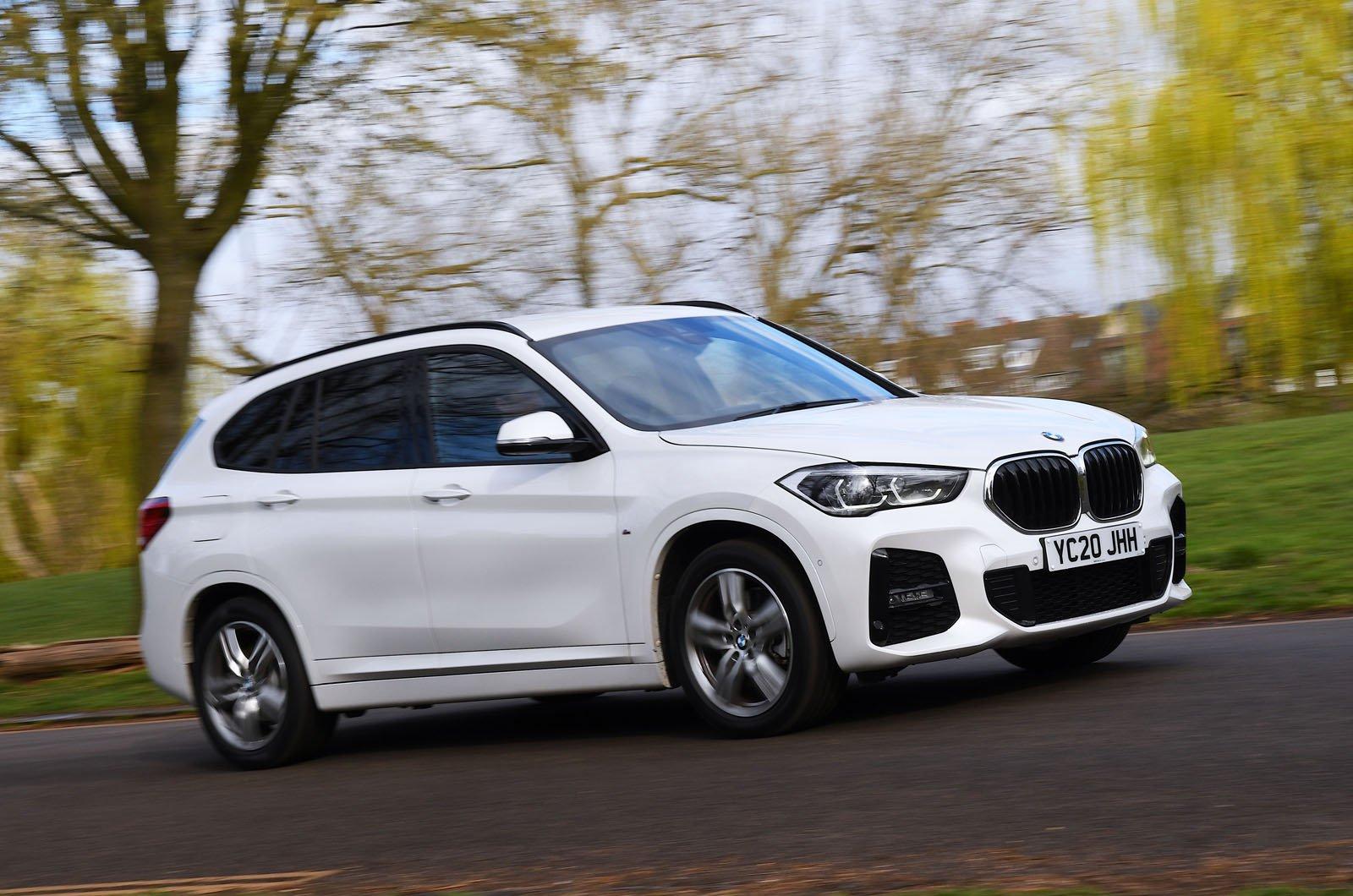 BMW X1 xDrive25e 2021 front pan
