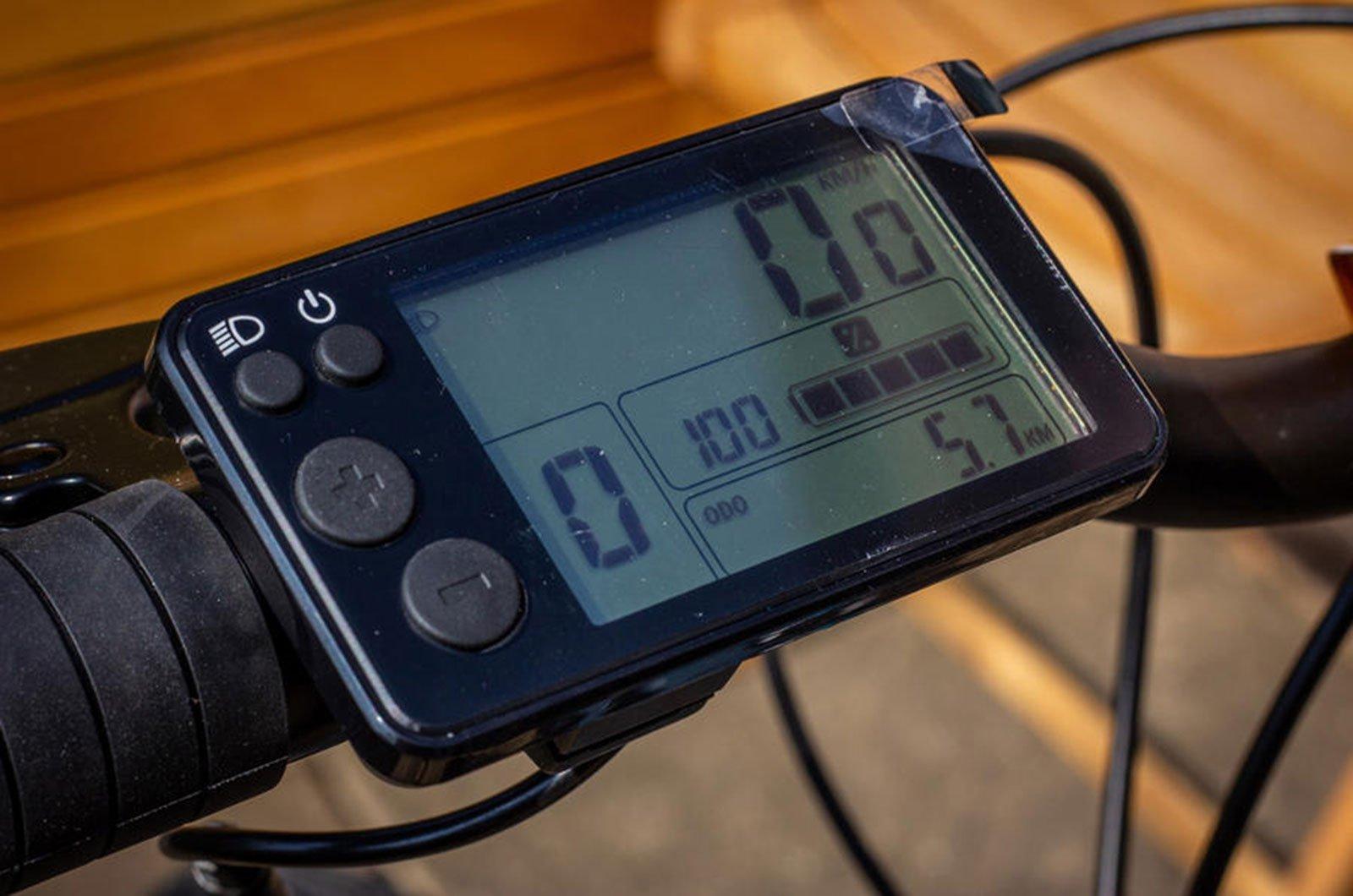 e-bike readout 2021