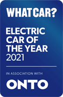 Electric Car Awards 2021 logo