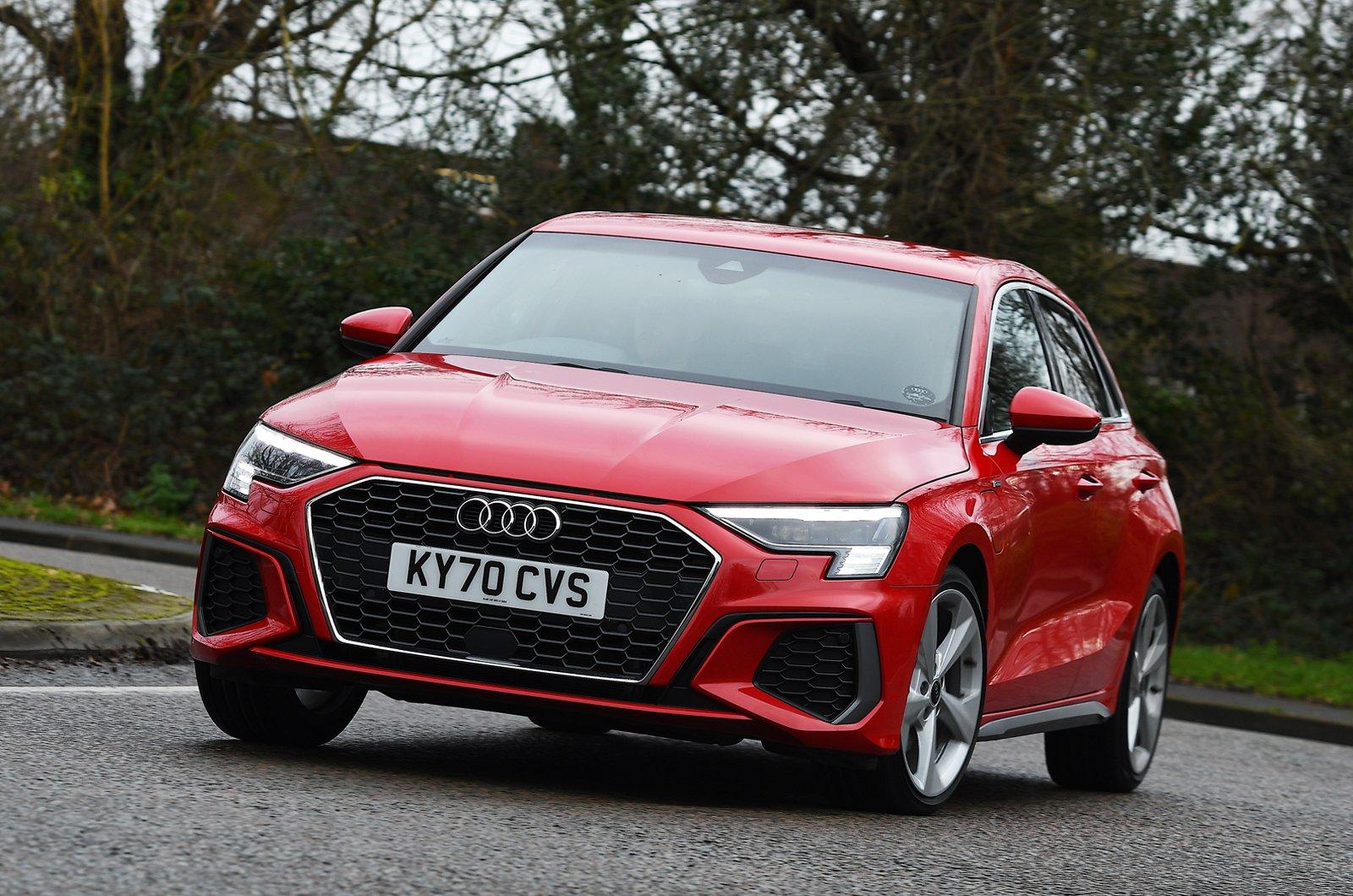 Premio auto elettrica dell'anno 2021 - Audi A3 40 TFSIe