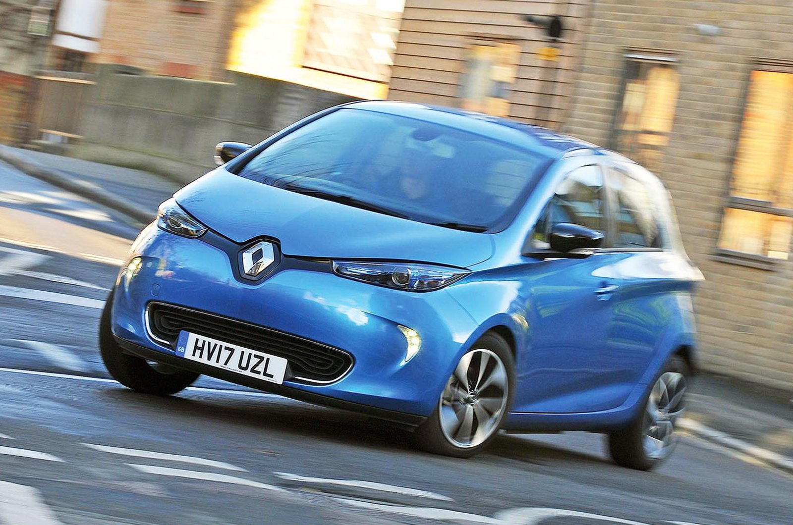 Electric Car of the Year Awards 2021 - Renault Zoe