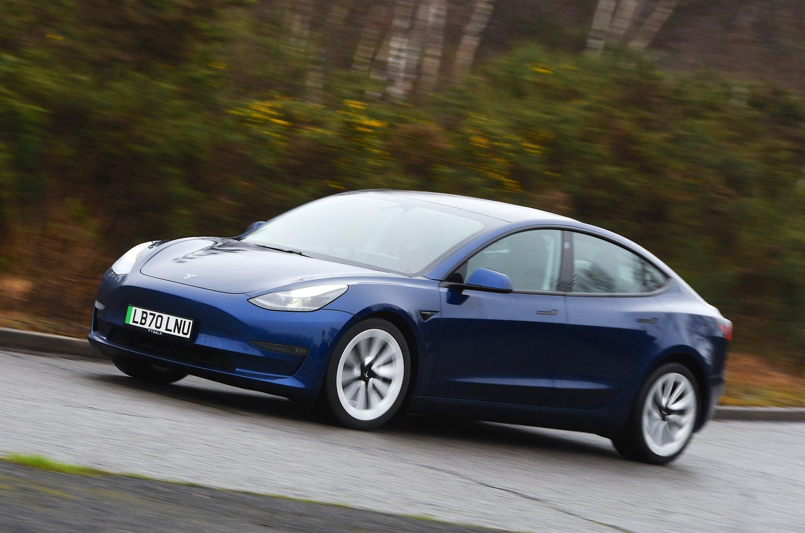 Prêmio Carro Elétrico do Ano de 2021 - Tesla Model 3