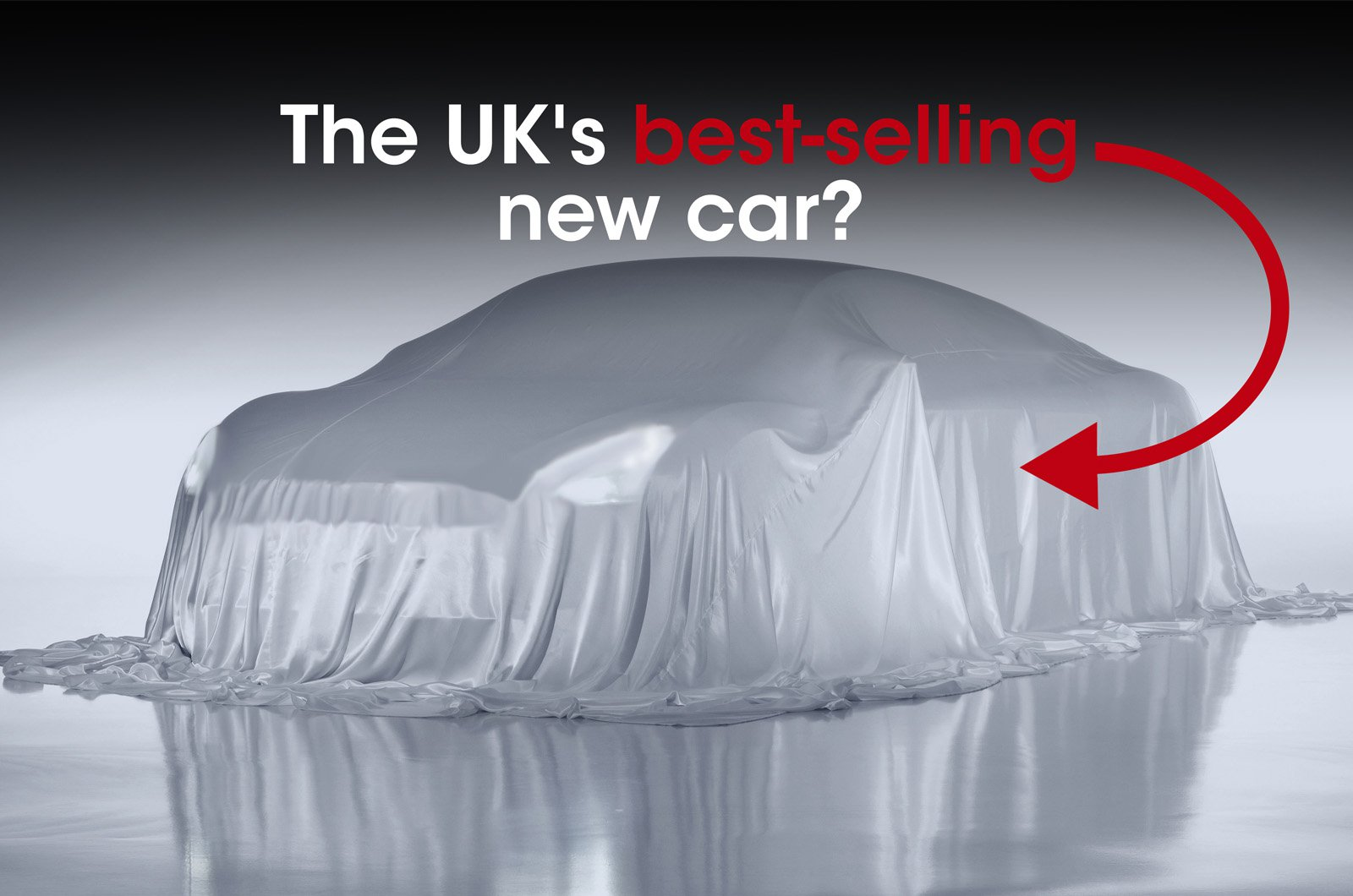 UK's best-selling new car