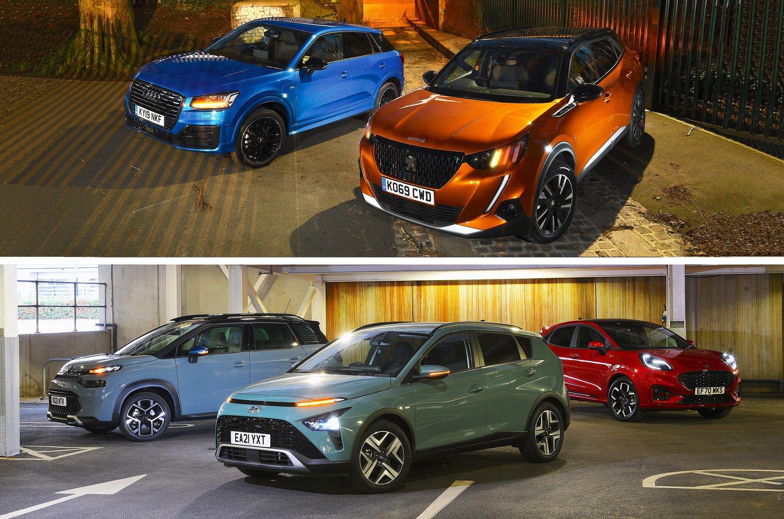 Best small SUVs 2021