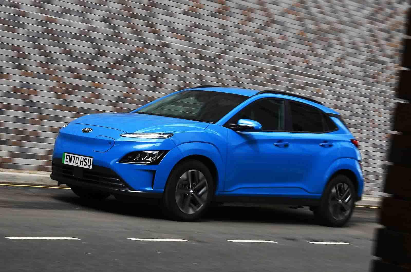 Hyundai Kona Electric 2021 front