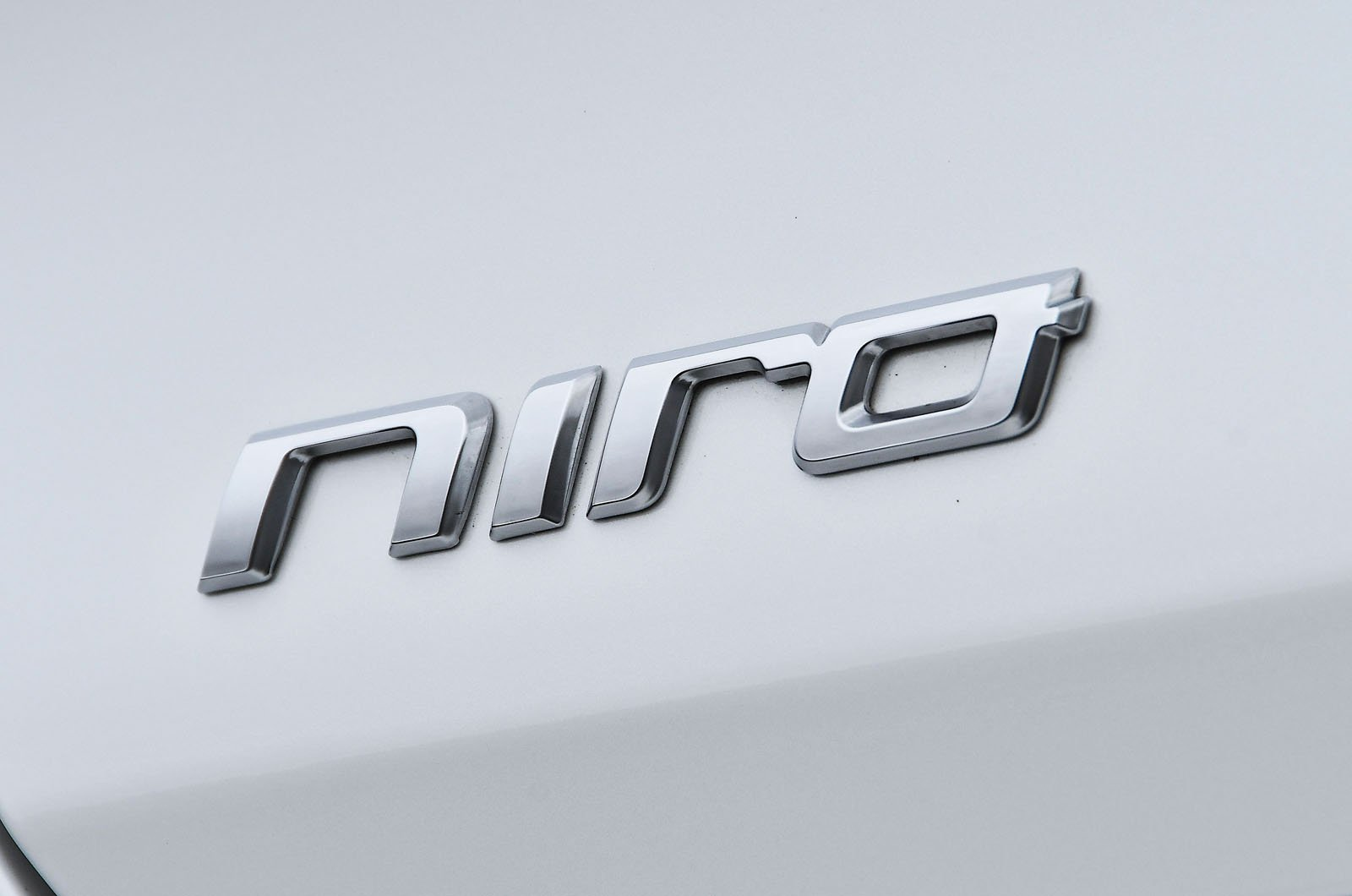 Kia e-Niro 2021 badge