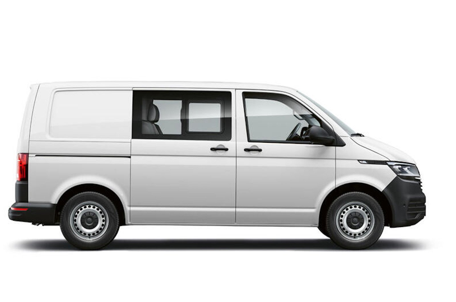The Volkswagen Transporter 6.1 kombi offers the best blend of people and cargo