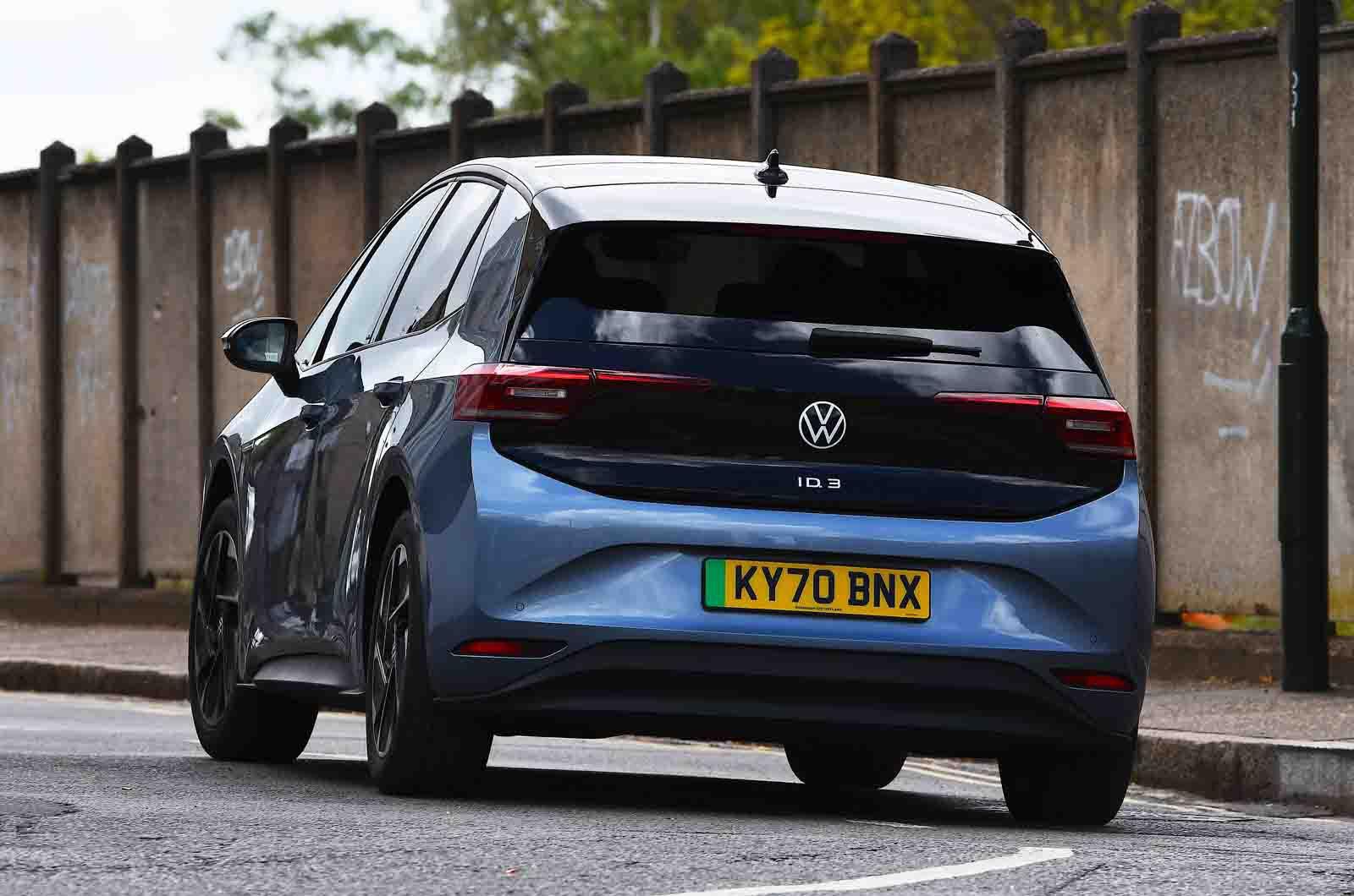 Volkswagen ID.3 2021 rear