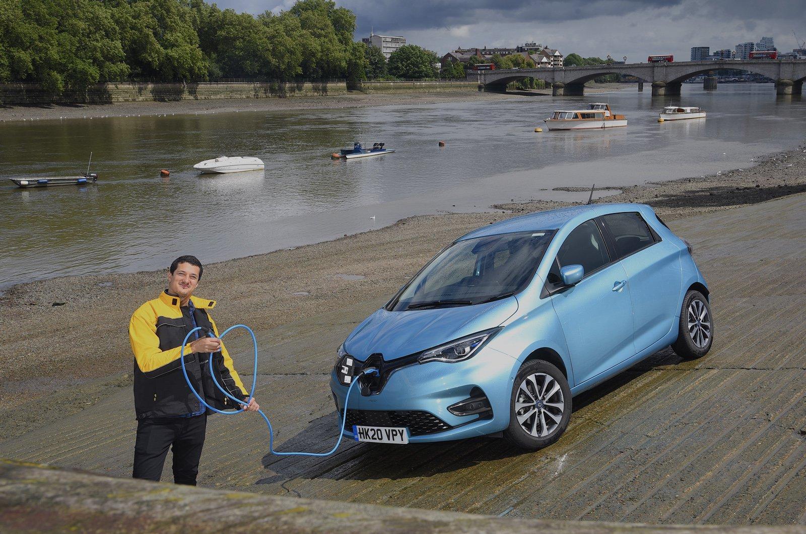 Renault Zoe long-term goodbye