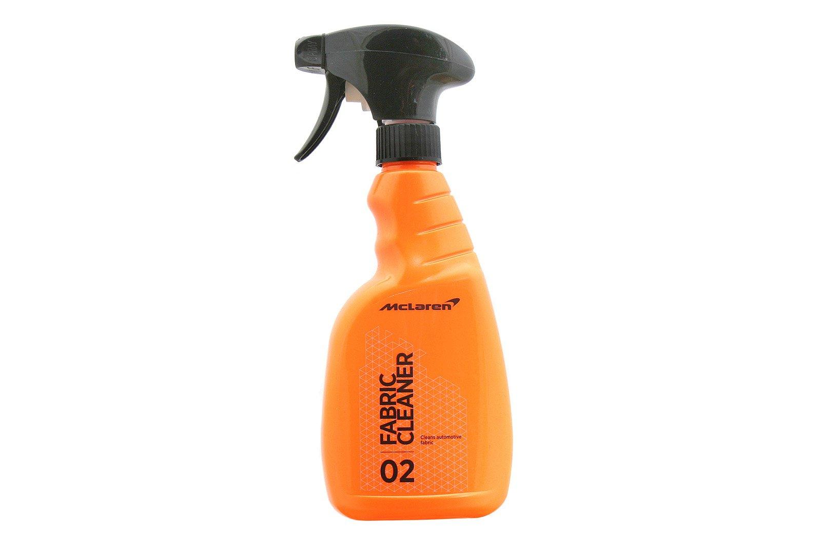 Limpador de estofados McLaren