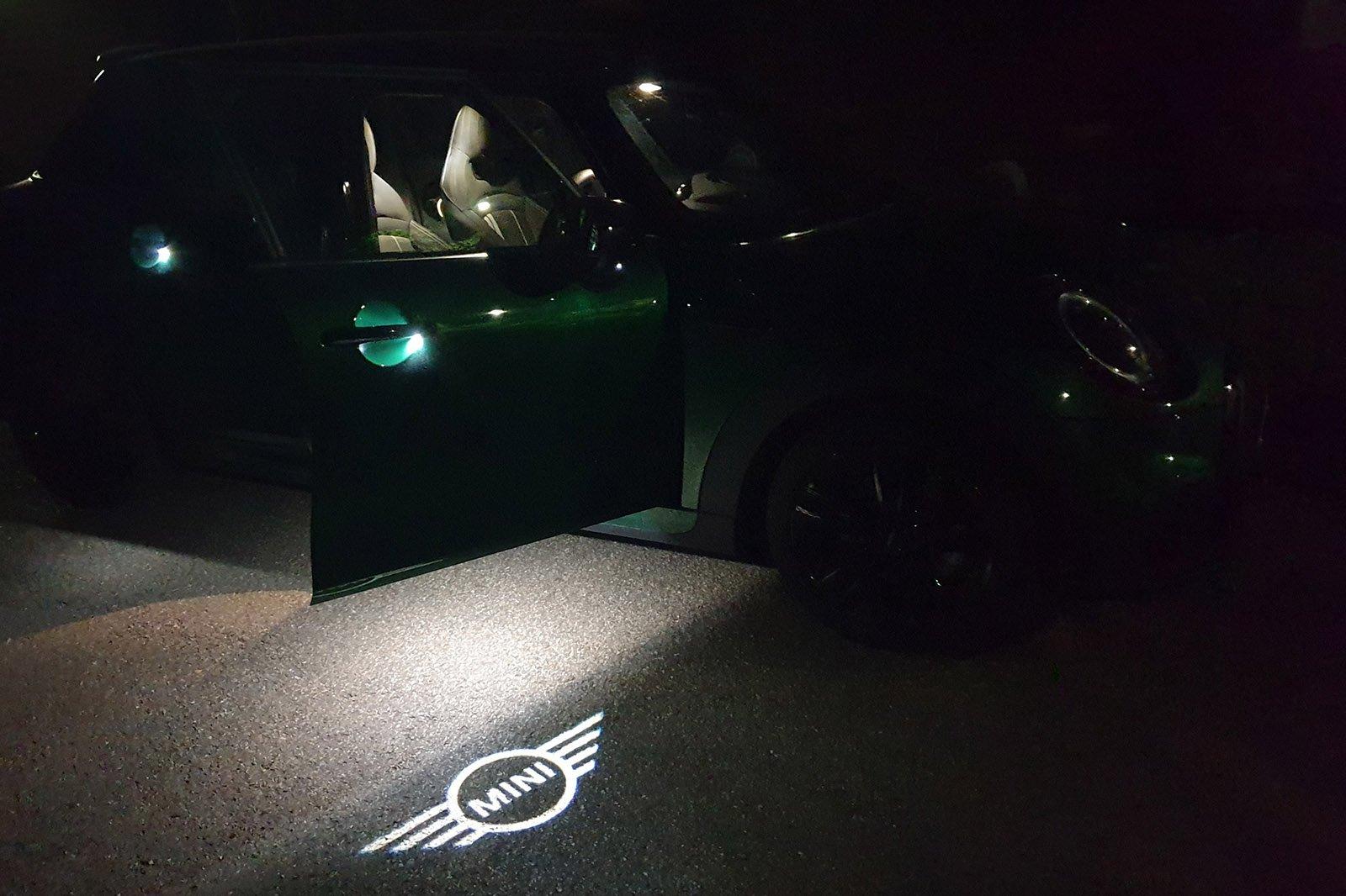 Mini 5-door hatch 2021 Long-term illumination