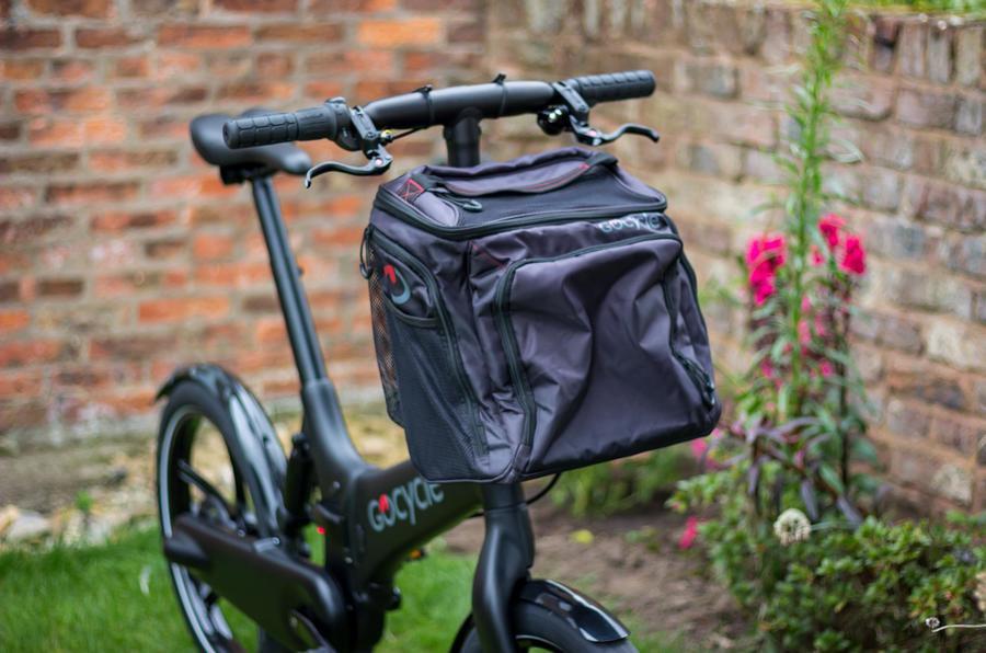 GoCycle G4 bag